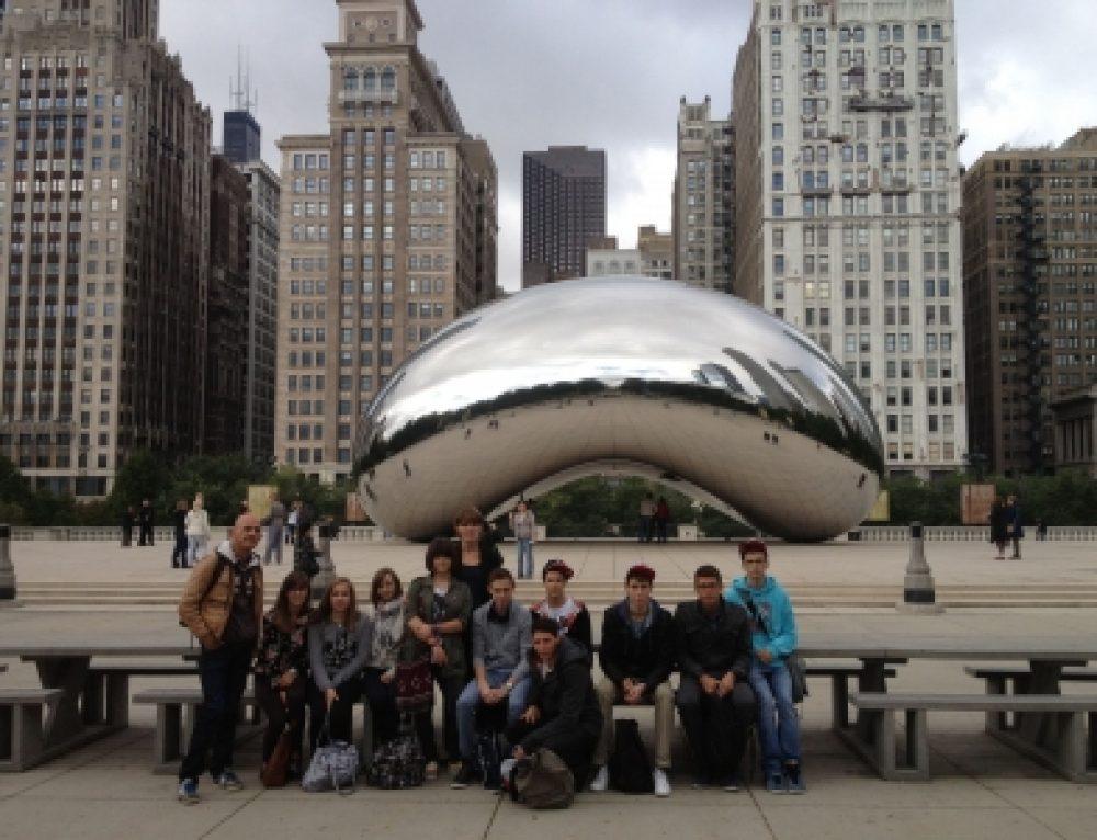 Echange Les Rimains – North Shore Country Day School, de Chicago