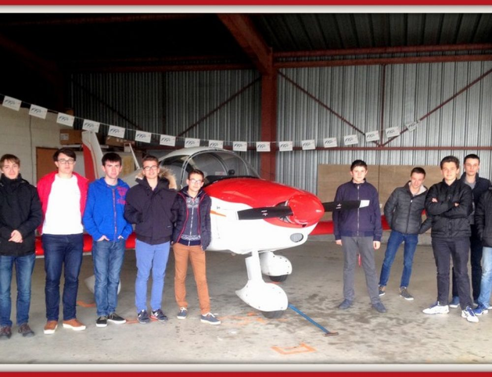 Formation au Brevet d'Initiation à l'Aéronautique