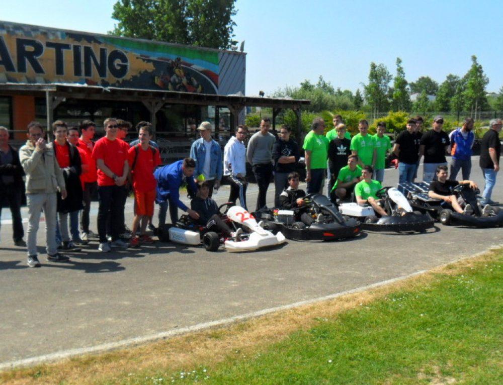 Des Terminales STI2D Energies et Environnement au challenge E-Kart