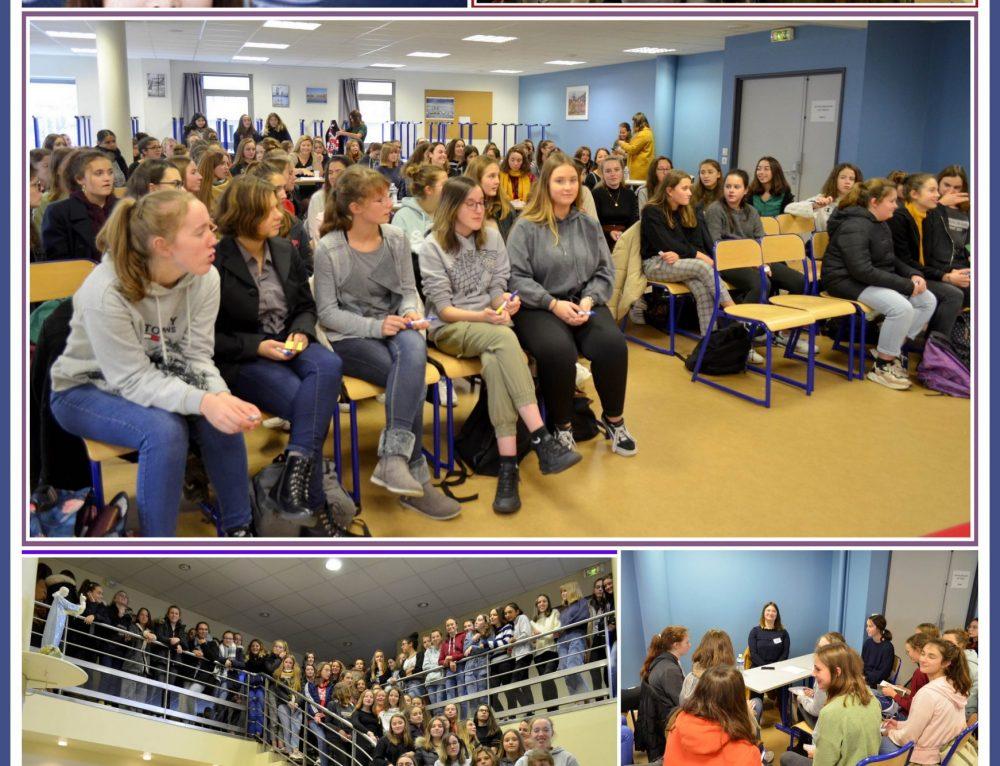 5 ème édition des Sciences de l'Ingénieur au Féminin